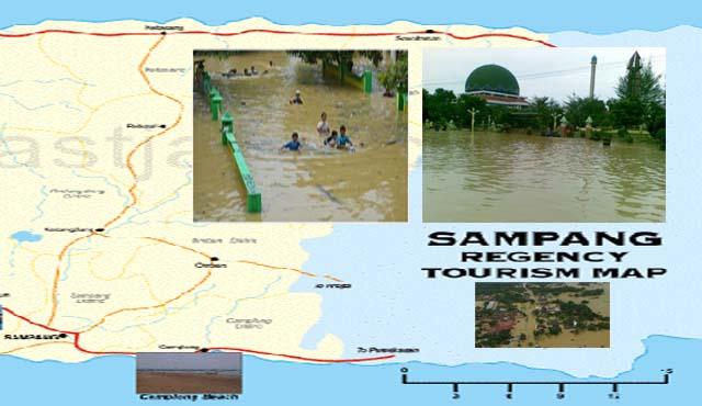Banjir di Sampang antara Ujian dan Kelalayan Pemerintah