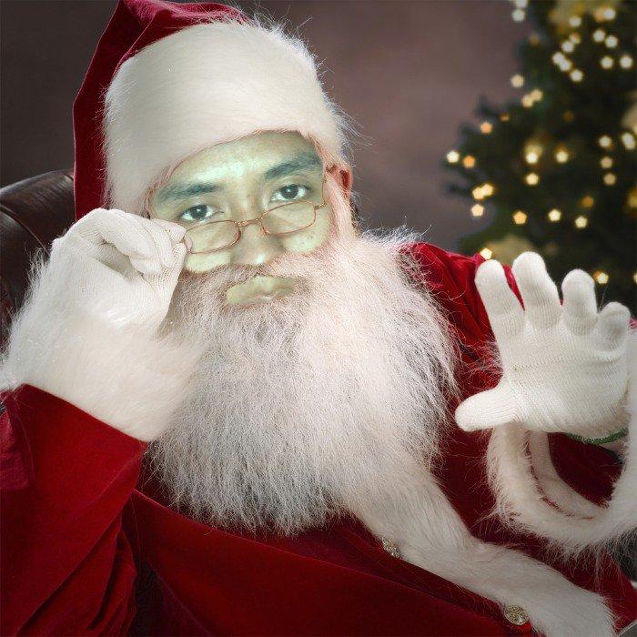 Polemik Ucapan Selamat Natal Bikin Perut Keroncongan