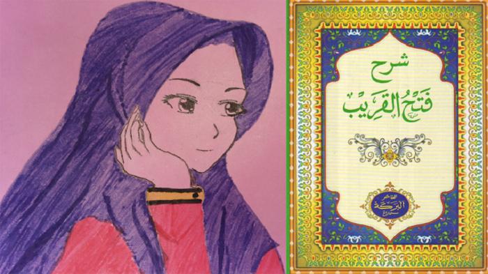 Santri Ikut Lomba Baca Kitab Fathul Qorib, yang Dipelajari Taqrib