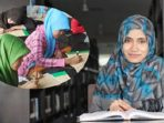 Santriwati Fasih Baca Kitab Kuning, Mengapa Tidak