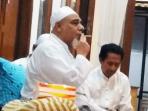KH. Said Aqiel Siraj Dapat Pujian Khusus dari Habib Abu Bakar al - Atthos