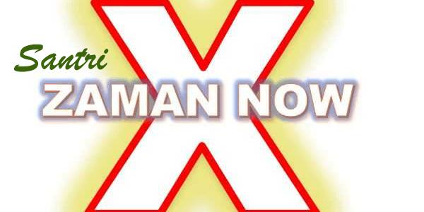 Makna Santri X dan Santri Milenial di Zaman Now