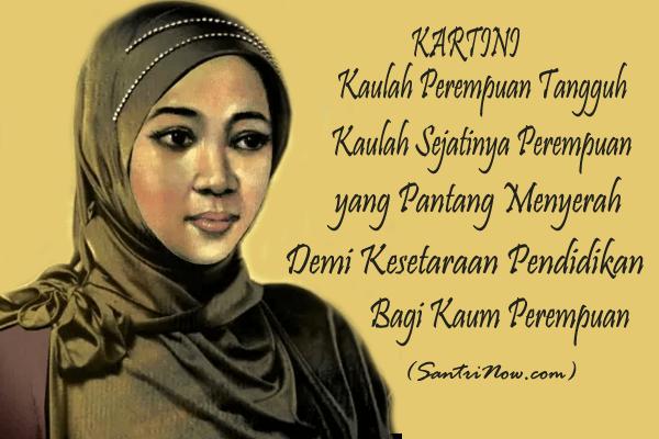Sanad Bacaan dan Tafsir Quran RA Kartini Tidak Main-main