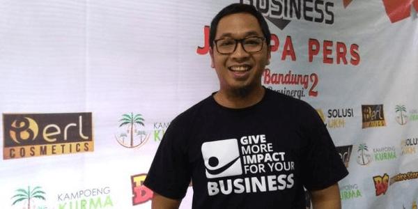 Santri Wajib Niru Cara Kerja Miliarder Muda Asal Bandung