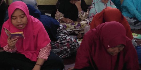 5+1 Amalan di Bulan Ramadhan bagi Santriwati Haid