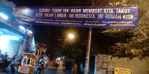 Rakyat Surabaya Cucu Pejuang