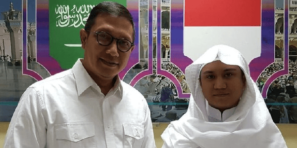 Penghafal Quran Asal Indonesia Sering Jadi Imam di Beberapa Masjid Makkah
