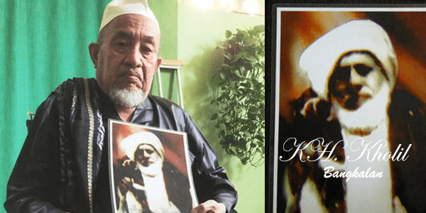 Kiai Kholil Bangkalan dan Nasabnya kepada Wali Songo