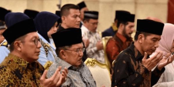 JOKOWI: Indonesia Harus Menjadi Khoiru Ummah