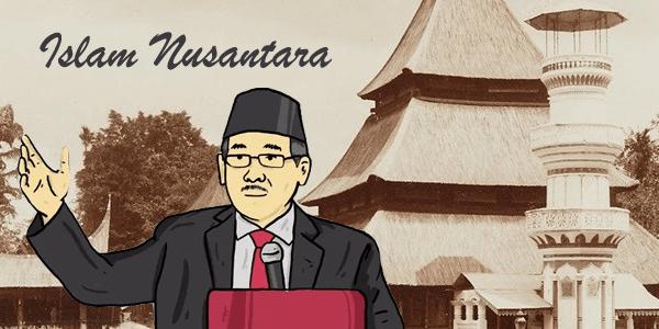KH Yahya Cholil Staquf: Islam Merangkul Nusantara