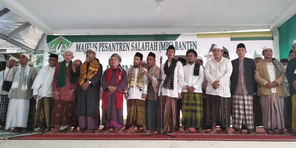 Pilpres 2019, Ribuan Santri, Petani dan Nelayan Memilih Jokowi