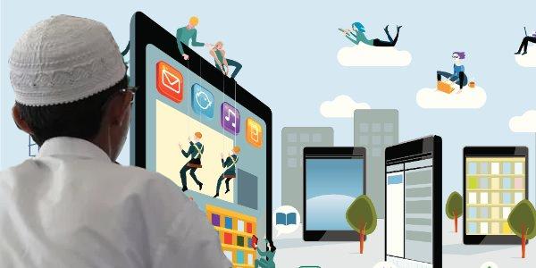 Santri Zaman Now dan Pola Hidup Digital