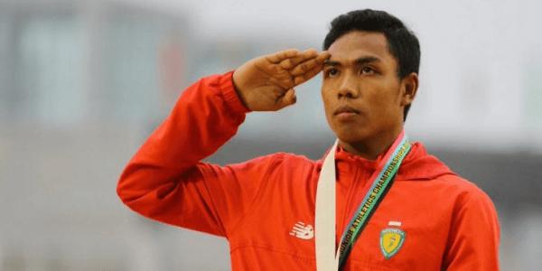 Lalu Muhammad Zohri, Anak Yatim Piatu Sang Juara Lari Dunia 2018