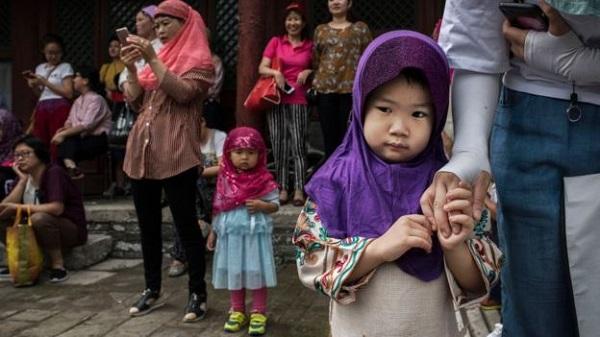 Masjid Agung Cina Akan Dibongkar Paksa, Umat Muslim Tak Terima