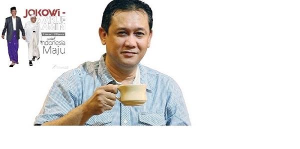Tulisan Denny Siregar Tentang Alasan Jokowi Memilih Kyai Ma'ruf Amin