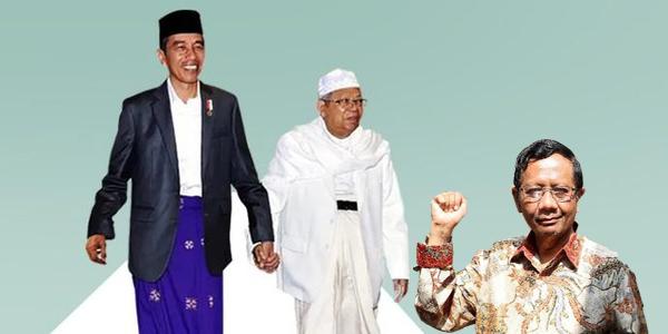 Batal Dipinang Cawapres Jokowi, Tanggapan Mahfud MD Menyejukkan