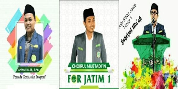 Kandidat Ketua IPNU Jatim Semakin Seksi