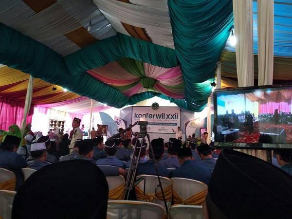 KoNferwil XXII IPNU Jatim 2018 Resmi Dibuka