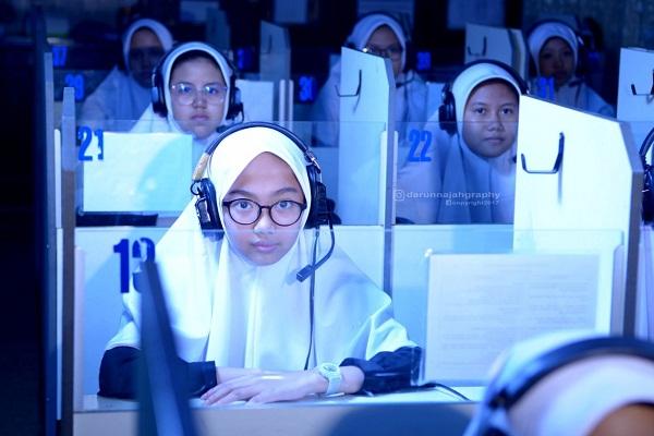 Sekarang Santri Wajib Menguasai Teknologi
