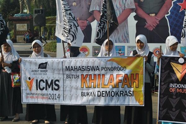 Pejuang Khilafah, Anti Jokowi dan NKRI Tapi Rebutan Daftar PNS