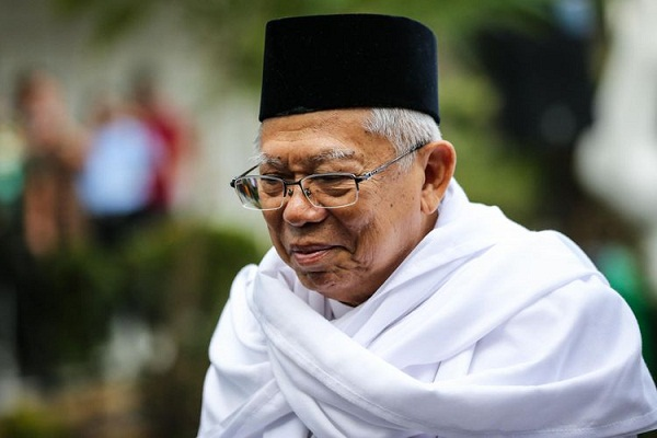 Santri Jatim dan Jateng Dukung Kyai Maruf Amin di Pilpres 2019