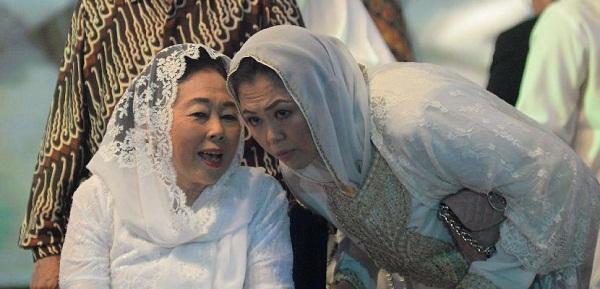 Yenny Wahid Jadi Ratu Bidadari di Pilpres 2019