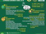 Daftar Lomba Hari Santri Nasional 2018
