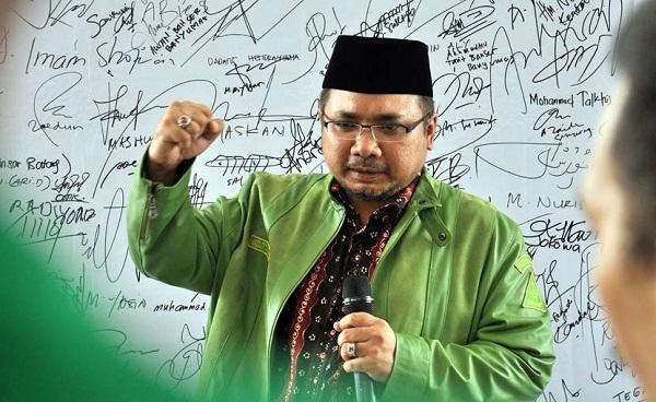 GP Ansor Minta Polisi Pertimbangkan Ceramah UAS
