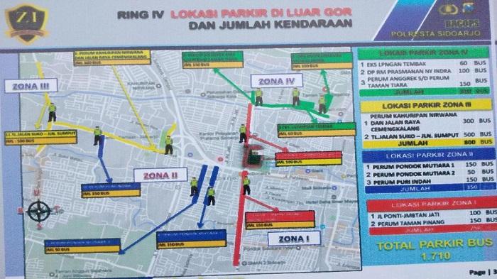 Jelang Istighosah Kubro Sidoarjo, Polisi Siapkan Rekayasa Lalin