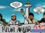 Forum Kandidat Doktor NU Malaysia: Reuni 212, Gerakan Politik Terselubung