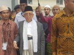 KH Maruf Amin: Pesantren Wajib Jadi Pusat Pemberdayaan Umat