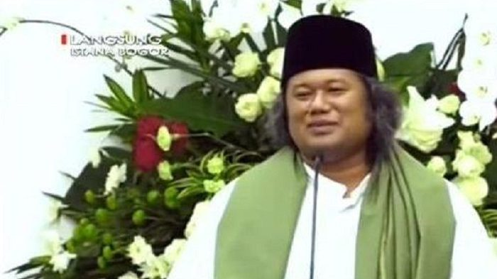 Spesial Maulid Nabi, Ceramah Gus Muwafiq di Istana Bikin Jokowi Kagum