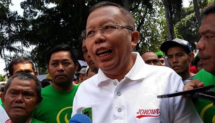 Kekuatan Jokowi Setalah Cucu Pendiri NU ke Prabowo-Sandi