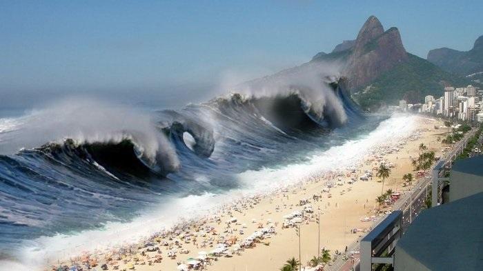 Penyebab Bencana Tsunami yang Menimpa Kaum Nabi Nuh