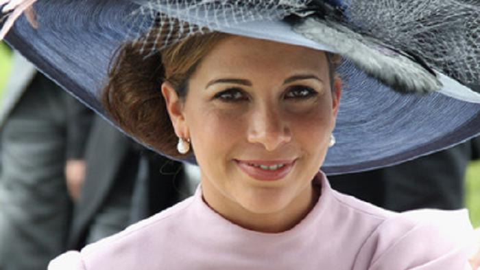 Sosok Haya Bint al-Hussein