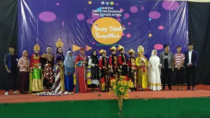 Young Talent Competition Warnai Disnatalis PMI UINSA Surabaya 2019