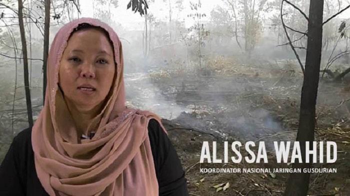4 Kiat Santri Memilih Pemimpin Menurut Alissa Wahid