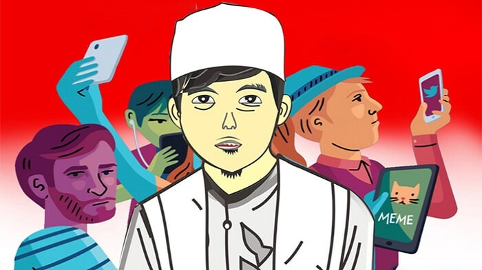 Contoh Pidato Santri Millennial Tentang Revolusi Industri 4.0