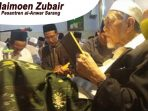 Tentang Lafadz Takbiran Hari Raya Menurut KH. Maimoen Zubair
