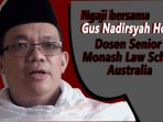 Gus Nadir: Kosong dan Berisi dalam Memahami al-Qur'an