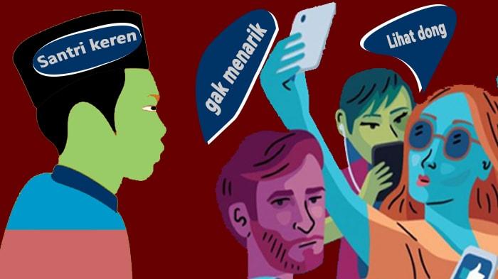 Yuk Jadi Santri Millennial di Era Siber!