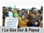 Gus Dur dan Nama Papu