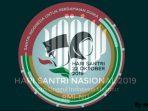 Resmi, Logo Hari Santri Nasional Memilih Ini