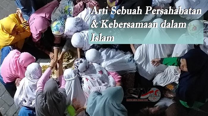 12 Konsep Persahabatan Dari Imam Al-Ghazali