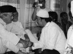 Seorang Muallaf di Australia Masuk Islam karena Maulid Nabi
