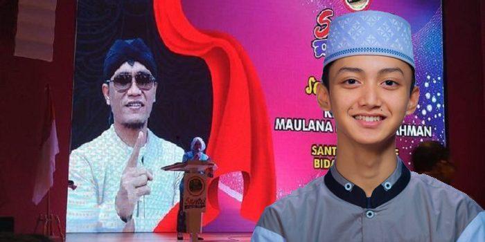 Gus Azmi dan Gus Miftah Raih Santri of The Year 2019