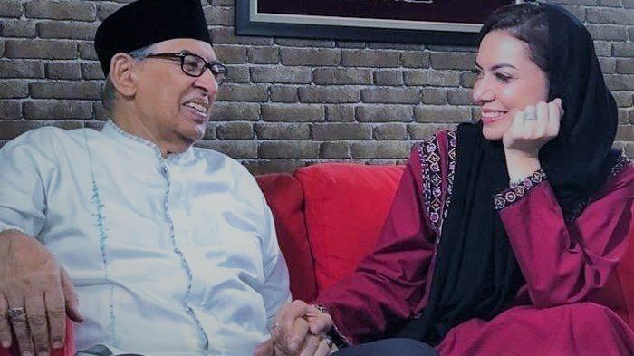 Pesan Prof. DR. Quraish Shihab untuk Najwa Shihab