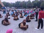 Polresta Sidoarjo Lakukan Ini kepada 140 Santri Amanatul Ummah yang Hendak Mudik