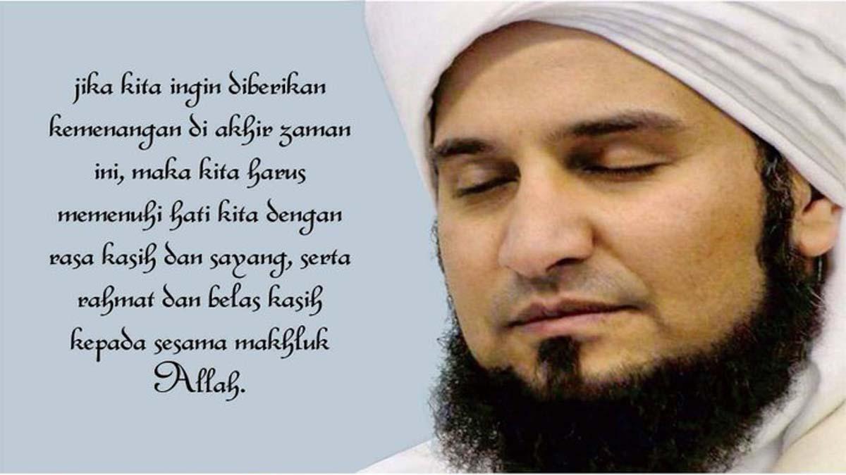 Saat Habib Ali Bertemu Sang Penghina Nabi