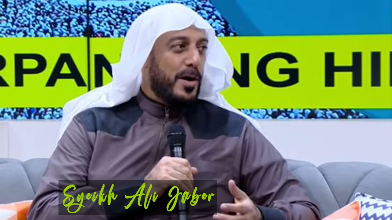 Amalan Syekh Ali Jaber agar Rezeki Mengalir Deras, Silahkan Amalkan